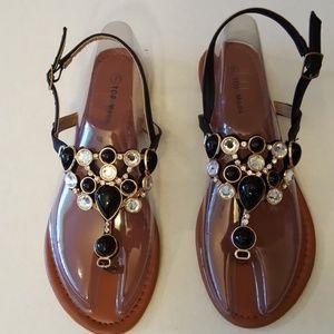 Top Moda Toe Sandles